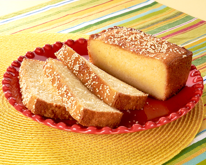 Pound Cake Video Recipe