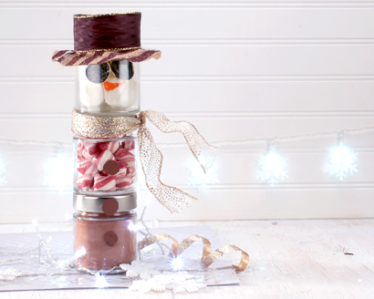 Snowman Hot Cocoa Mix