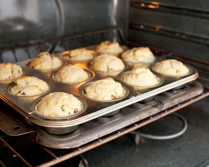 How to Bake Muffins