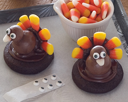 Chocolate Turkeys