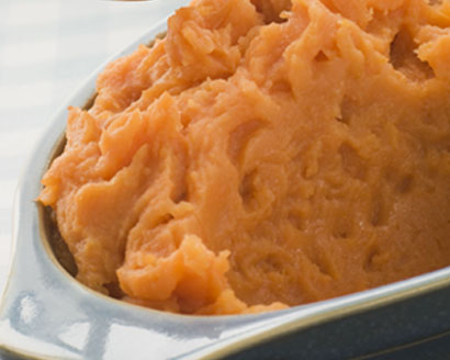 Mashed Candied Sweet Potatoes