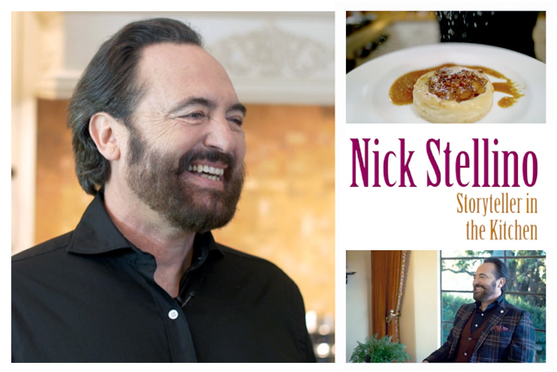 Nick Stellino Storyteller in the Kitchen