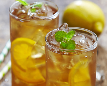 Perfect Homemade Iced Tea