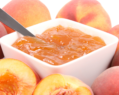 Peachy Orange Jam