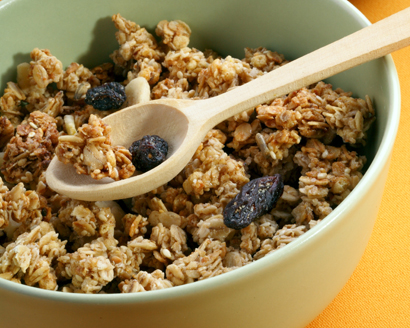 On-the-Go Granola