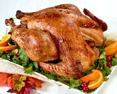 Brown Sugar and Orange Turkey Glaze