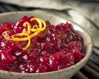 Brown Sugar Cranberry Orange Sauce | C&H Sugar