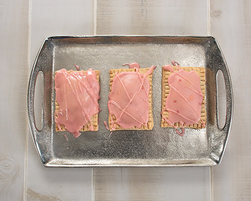 Gluten Free Strawberry Toaster Tarts