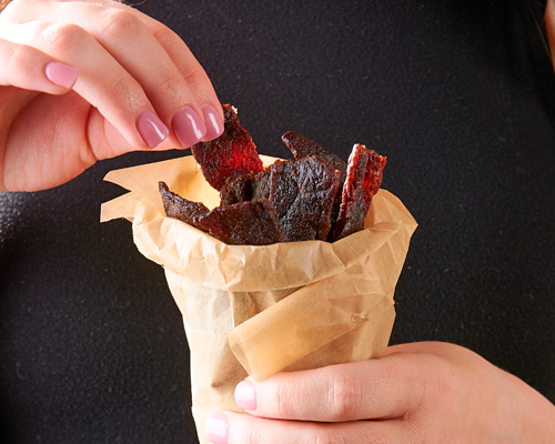 Brown Sugar Beef Jerky