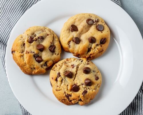 Favorite Chocolate Chip Cookie